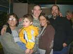 Our last family photo taken when he deployed to afghanistan on dec 11,2008